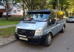 Легковые-Ford-Transit