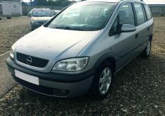 Легковые-Opel-Zafira