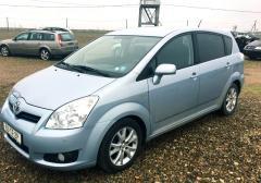Легковые-Toyota-Corolla Verso