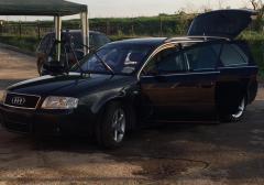 Легковые-Audi-A6