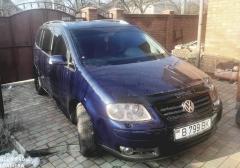 Легковые-Volkswagen-Touran