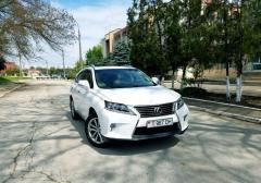 Легковые-Lexus-RX