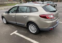 Легковые-Renault-Megane