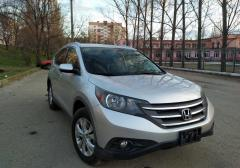 Легковые-Honda-CR-V