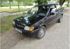 Легковые-Ford-Fiesta