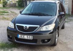Легковые-Mazda-MPV