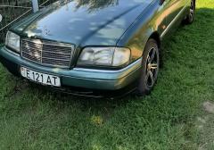 Легковые-Mercedes-benz-C class
