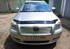 Легковые-Toyota-Avensis