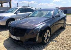 Легковые-Cadillac-CTS