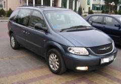 Легковые-Chrysler-Grand Voyager