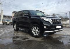 Легковые-Toyota-Land Cruiser Prado